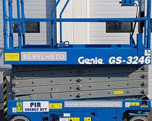 Elektromos emelőt keres? Vegye szemügyre a Genie GS 3246